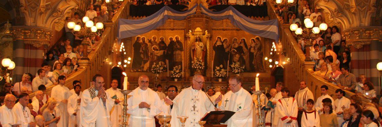 La cita anual con la Virgen a la que nunca faltaba el Papa